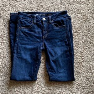 American Eagle Next Level Stretch jeggings size 2